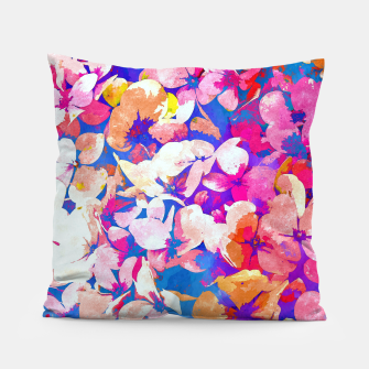 Thumbnail image of Floral Abundance Pillow, Live Heroes