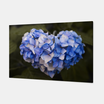 Miniature de image de Flower heart Canvas, Live Heroes