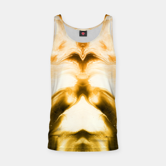 Miniaturka abstract psychedelic paint flow ghost face c14i Tank Top, Live Heroes