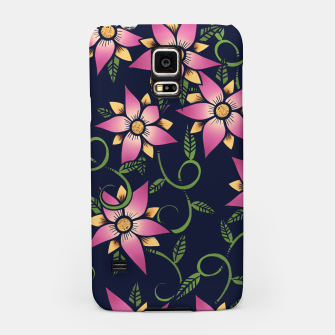 Thumbnail image of Vine Floral Samsung Case, Live Heroes