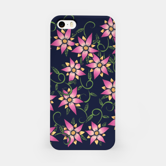 Thumbnail image of Vine Floral iPhone Case, Live Heroes