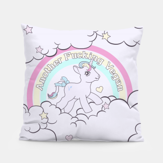 Thumbnail image of Another Fucking Vegan Pillow, Live Heroes
