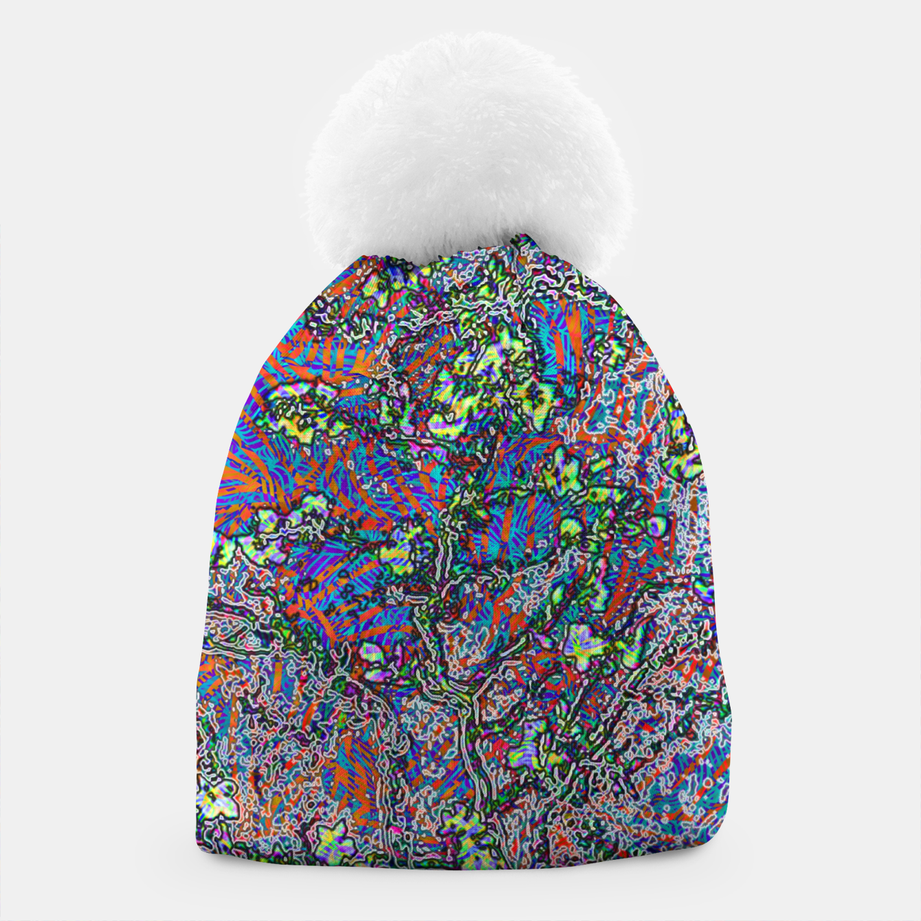 Image of ab Beanie - Live Heroes