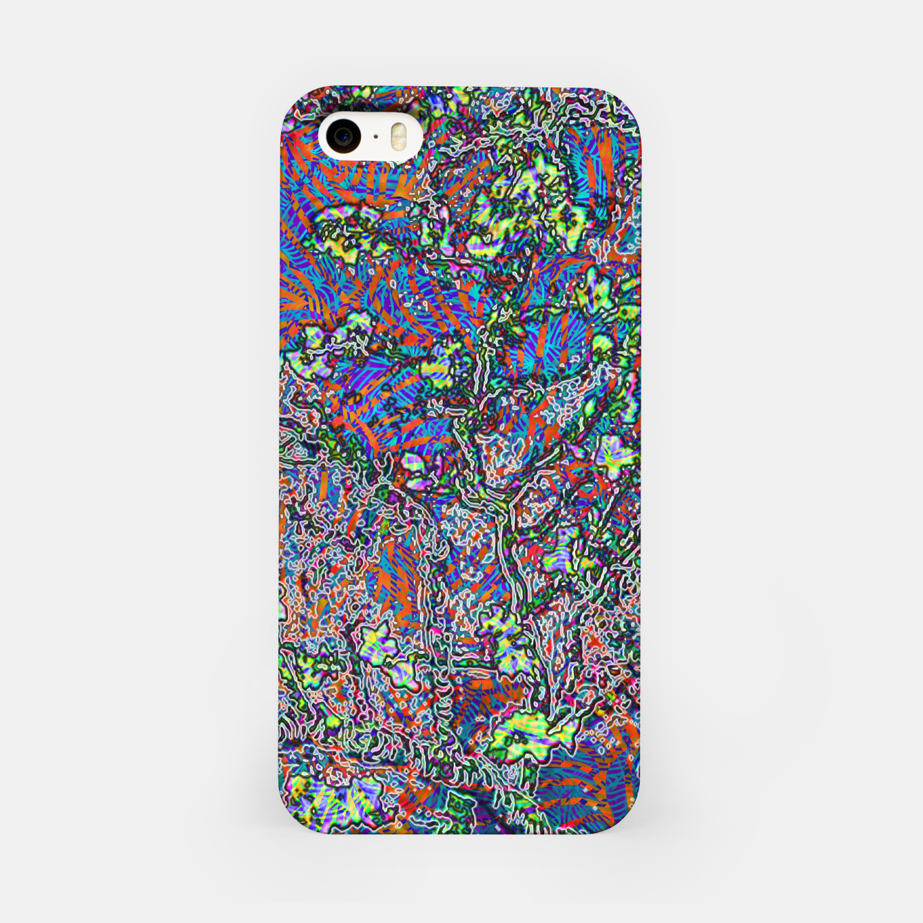 Image of ab iPhone Case - Live Heroes