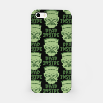 Thumbnail image of Dead Inside Frankenstein Monster iPhone Case, Live Heroes