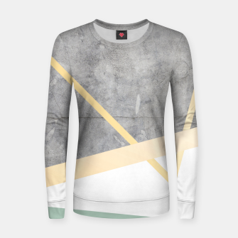 Thumbnail image of Golden LUXE Women sweater, Live Heroes