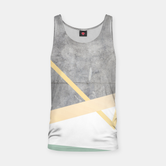 Thumbnail image of Golden LUXE Tank Top, Live Heroes
