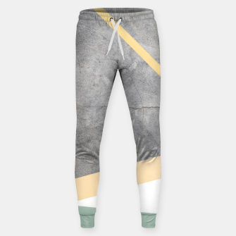 Thumbnail image of Golden LUXE Sweatpants, Live Heroes