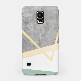 Thumbnail image of Golden LUXE Samsung Case, Live Heroes