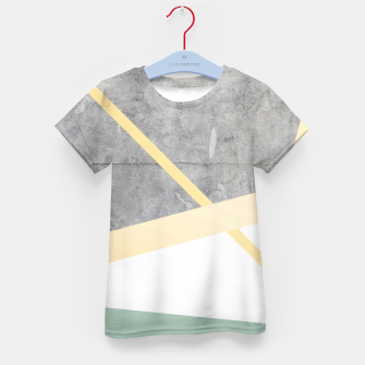 Thumbnail image of Golden LUXE Kid's t-shirt, Live Heroes