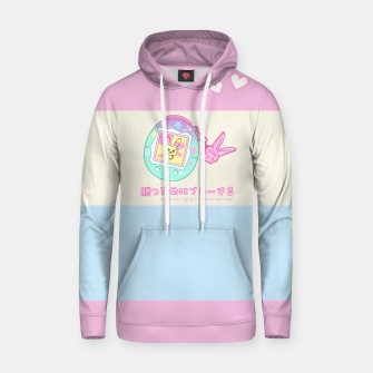Thumbnail image of Dva Tamagotchi Hoodie, Live Heroes