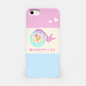 Thumbnail image of Dva Tamagotchi iPhone Case, Live Heroes
