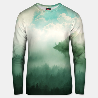 Thumbnail image of Mystical Woods Unisex sweater, Live Heroes