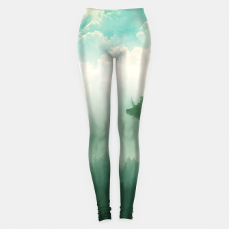 Thumbnail image of Mystical Woods Leggings, Live Heroes