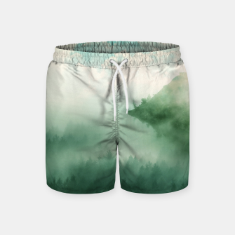 Thumbnail image of Mystical Woods Swim Shorts, Live Heroes
