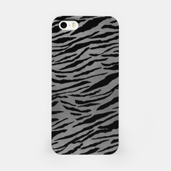 Miniatur Tiger Animal Print Glam #4 #pattern #decor #art  iPhone-Hülle, Live Heroes