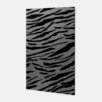 Miniatur Tiger Animal Print Glam #4 #pattern #decor #art  Canvas, Live Heroes