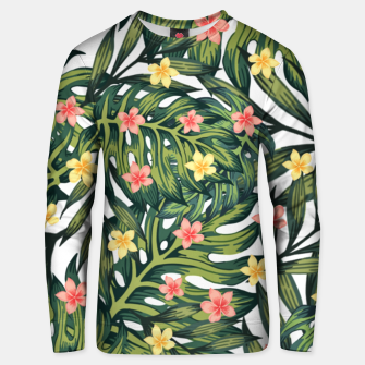 Thumbnail image of Tropical vibes Unisex sweater, Live Heroes