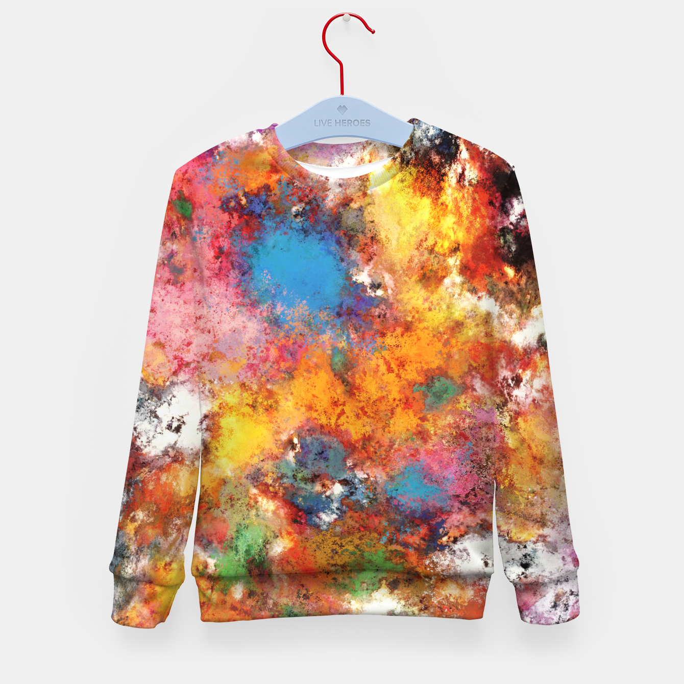 Image of A secret recipe Kid's sweater - Live Heroes