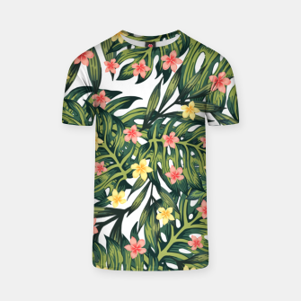 Thumbnail image of Tropical vibes T-shirt, Live Heroes