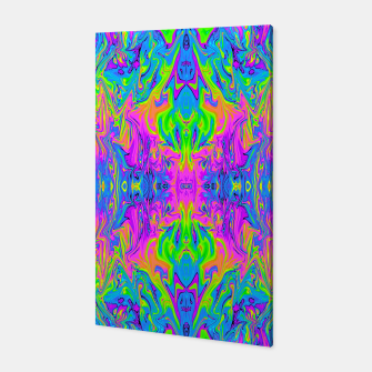 Thumbnail image of Psychedelic Spill 6 Canvas, Live Heroes