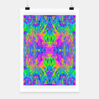 Thumbnail image of Psychedelic Spill 6 Poster, Live Heroes