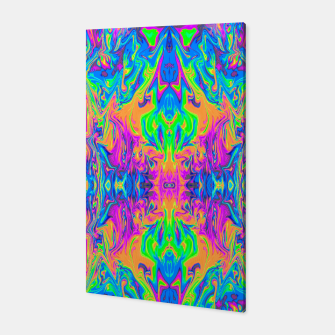 Thumbnail image of Psychedelic Spill 6 (Mirror Lab version) Canvas, Live Heroes