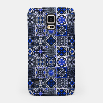 Thumbnail image of Geometric Moroccan Traditional Oriental Tiles Style  Samsung Case, Live Heroes