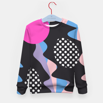 Thumbnail image of Sahara Street Cosmos Kid's sweater, Live Heroes
