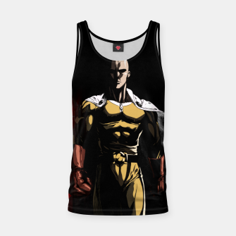 Miniaturka One Punch Man -  Saitama Tank Top, Live Heroes