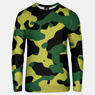 Thumbnail image of Camouflage Vert Unisex pull, Live Heroes
