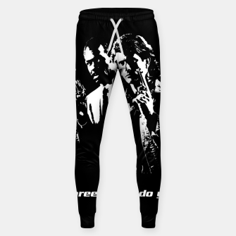 Miniatur Lethal Weapon Quote Sweatpants, Live Heroes