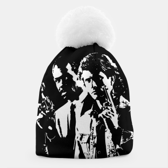 Miniatur Lethal Weapon Quote Beanie, Live Heroes