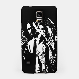 Miniatur Lethal Weapon Quote Samsung Case, Live Heroes
