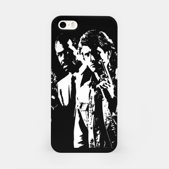 Miniatur Lethal Weapon Quote iPhone Case, Live Heroes