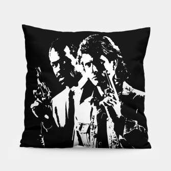 Miniatur Lethal Weapon Quote Pillow, Live Heroes