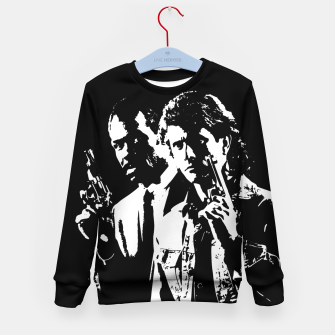 Miniatur Lethal Weapon Quote Kid's sweater, Live Heroes