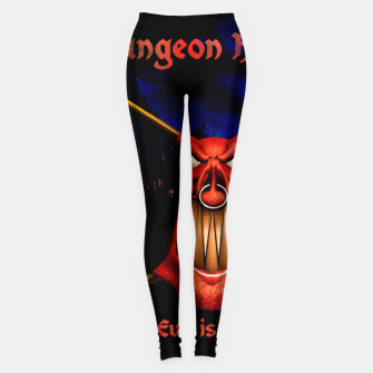 Miniatur Dungeon Keeper Leggings, Live Heroes