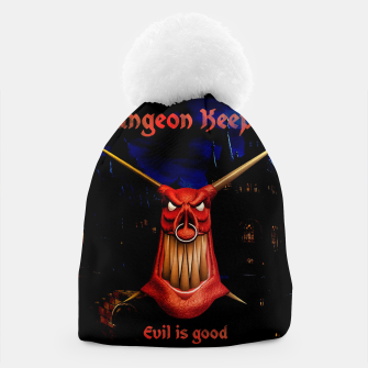 Thumbnail image of Dungeon Keeper Beanie, Live Heroes