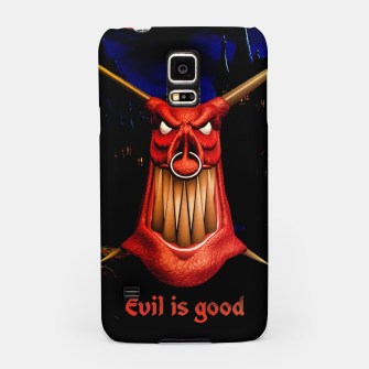 Thumbnail image of Dungeon Keeper Samsung Case, Live Heroes