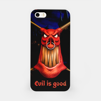 Miniatur Dungeon Keeper iPhone Case, Live Heroes
