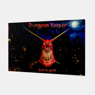 Miniatur Dungeon Keeper Canvas, Live Heroes