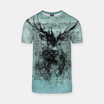 Thumbnail image of Deer T-Shirt, Live Heroes
