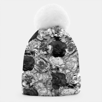 Thumbnail image of Carnation B&W Beanie, Live Heroes