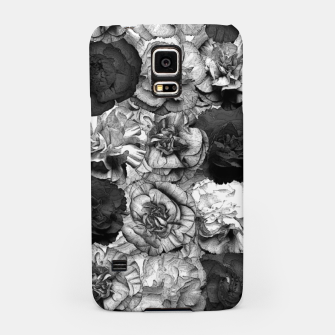Thumbnail image of Carnation B&W Samsung Case, Live Heroes