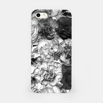 Thumbnail image of Carnation B&W iPhone Case, Live Heroes