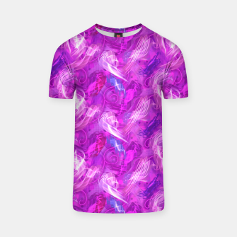 Thumbnail image of Mad Flares in Mauve T-shirt, Live Heroes