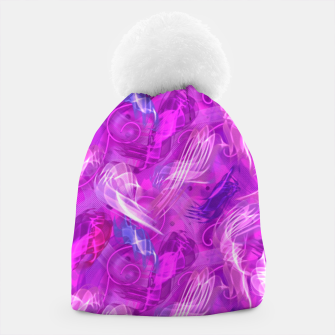 Thumbnail image of Mad Flares in Mauve Beanie, Live Heroes