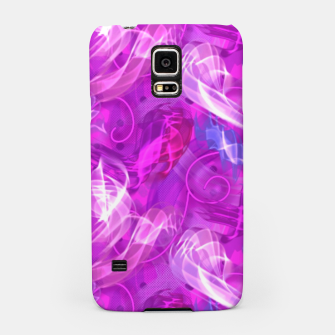 Thumbnail image of Mad Flares in Mauve Samsung Case, Live Heroes