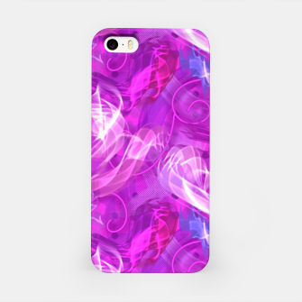 Thumbnail image of Mad Flares in Mauve iPhone Case, Live Heroes